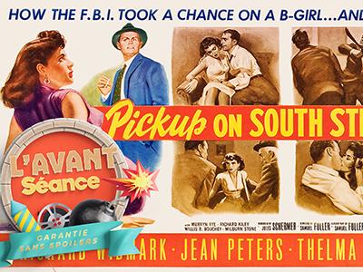 L'Avant-Séance #7 - Pickup on South Street / Le Port de la drogue