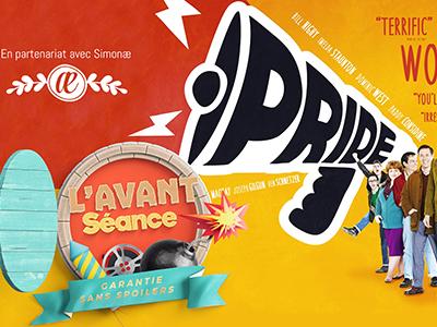 L'Avant-Séance #8 - Pride