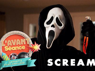 L'Avant-Séance #9 - Scream