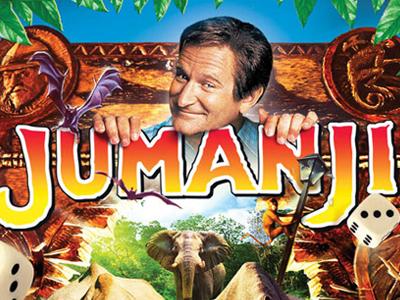 En attendant 2018 - #22 - Jumanji