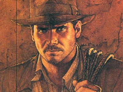 En attendant 2018 - #23 - Indiana Jones