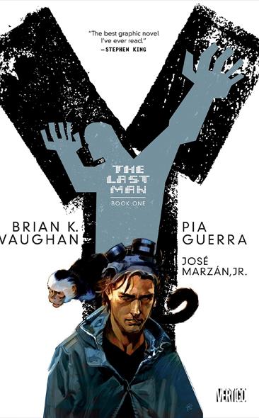 Y the last Man de Brian K. Vaughan