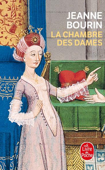 La Chambre des dames de Jeanne Bourrin