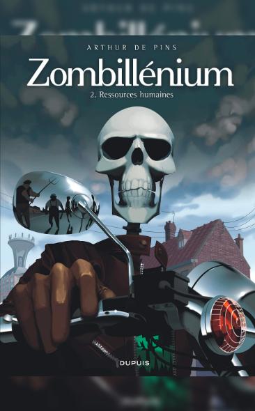Zombillénium tome 2 d'Arthur De Pins