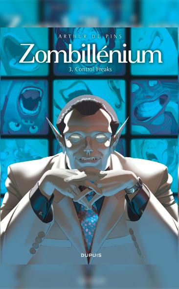 Zombillénium tome 3 d'Arthur De Pins
