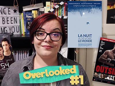 Overlooked #1 | 3 films et 1 annonce | #poucesdor2018