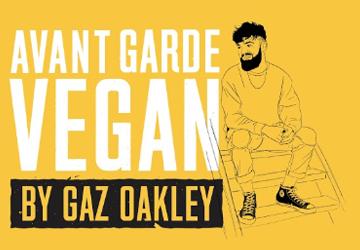 Avant garde vegan